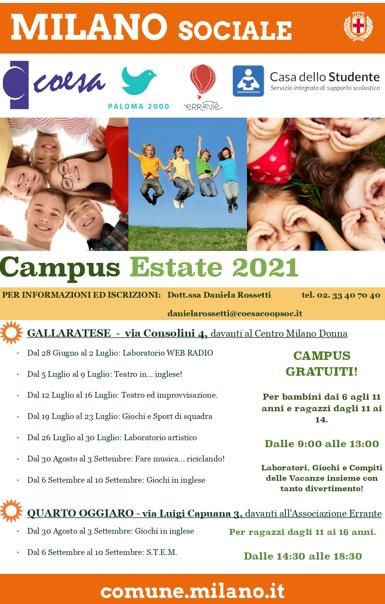 Campus Cortili Diffusi