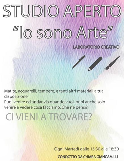 laboratorio creativo - arteterapia